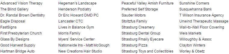 strasburg pool sponsors.JPG Thanks to our past sponsors!